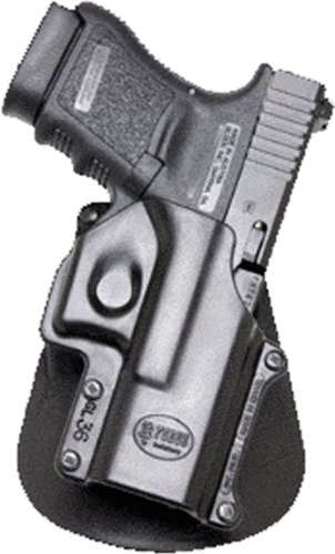 Fobus Standard Holster RH Paddle GL26 Glock 26/ 27/ 33 from Fobus