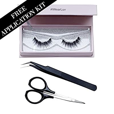 """MAGNETIC EYELASHES 