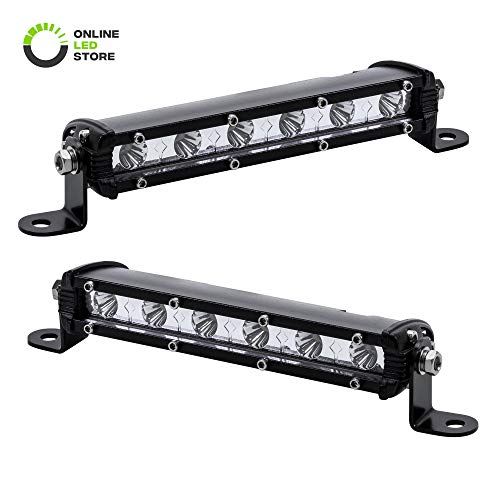 7 inch cree led light bar - 9
