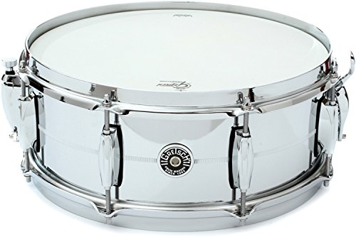 Gretsch Drums Brooklyn Steel Snare - 5.5'' x 14''