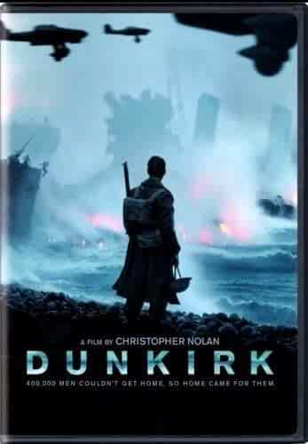 Dunkirk (DVD 2017) Action, Drama, History, War Leading Role: Tom Hardy La Divine