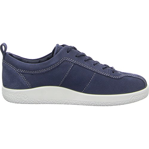 Ecco 400503-02001 - Zapatos de cordones para mujer Ombre