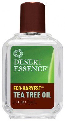 Desert Essence Eco Harvest Tea Tree Oil, 1 Fluid (Tea Tree Oil Eco Harvest)