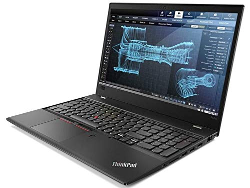 Oemgenuine Lenovo ThinkPad P52 Laptop Computer 15.6 Inch FHD IPS Display 1920x1080, Intel HexaCore (6 cores) i7-8750H, 32GB RAM, 1TB SSD, NVIDIA P1000, Fingerprint, Backlit Keyboard, W10P