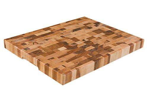 (Labell Boards L14185 End grain Butcher Block 14x18x1.5