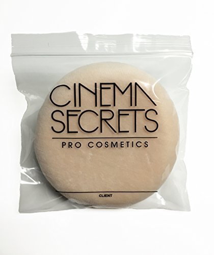 - Woochie by Cinema Secrets Powder Puff Single, Multi, One Size