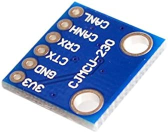 Mayata 10PCS//LOT SN65HVD230 CAN bus transceiver communication module