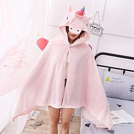 Amazon.com: EXTOY - Capa de peluche con diseño de unicornio ...