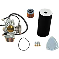 YFM660 Carburetor & Air Filter with Oil Filter fit For...