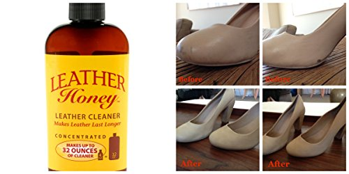 Leather Cleaner by Leather Honey The Best Leather Cleaner