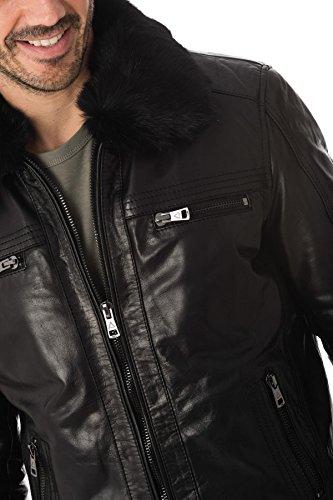 Serge Pariente Blouson Icon black h16