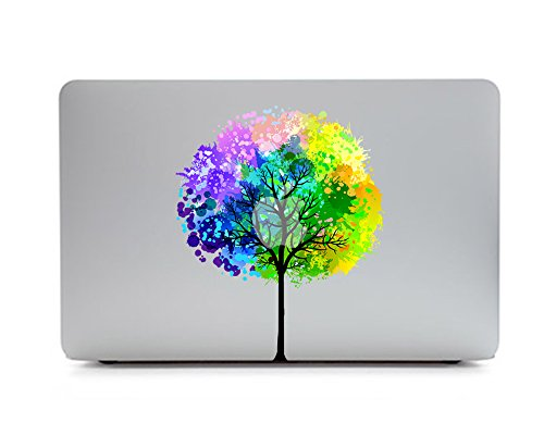 iCasso Sticker Macbook Unibody Colorful