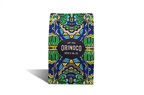 (Orinoco Coffee & Tea Company LTD Raspberry Cream Coffee, Handcrafted Custom Roasted Specialty Coffee, 12 oz (Drip Grind))