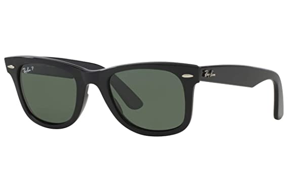 ebb2ccbd9b077 Image Unavailable. Image not available for. Color  Ray-Ban RB2140 901 58  Wayfarer ...