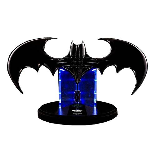 Replica Batarang (Batman Forever Folding Batarang Die-Cast Metal Prop Replica)