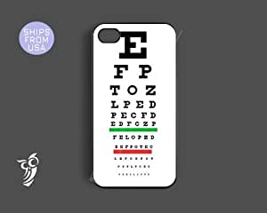 Eye Exam Iphone 5s cover, iphone 5s cover - Coolest Doctor Nurse Iphone Cases... by lolosakes
