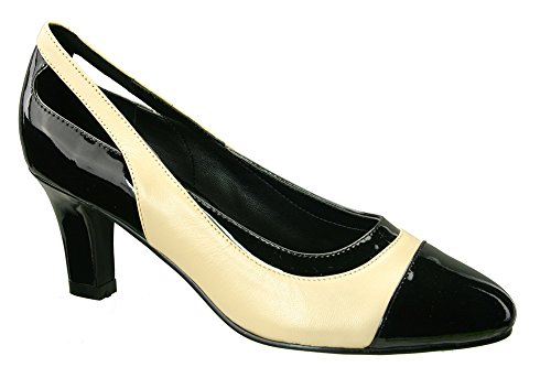 Womens Shoes Grove Tate Pumps Grove David David Wheat Tate black Patent 0dXqX