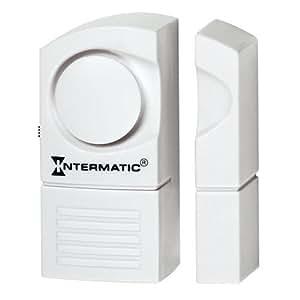Intermatic SP440B Wireless Window Alarm, White