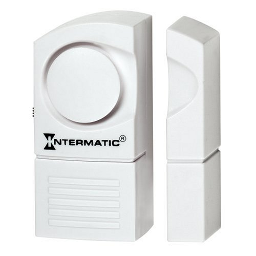 Amazon.com: Intermatic SP440B Wireless Window Alarm White: Home Improvement