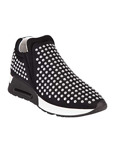 QUEEN con on Sneakers Borchie Slip HELENA vwn1zqv7