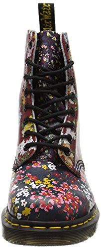 Dr. Martens Mens Pascal 8 Eye Boot Floral