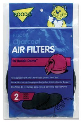 Petmate 50311 Cleanstep Litter Dome Filter, 2-Pk. - Quantity 12