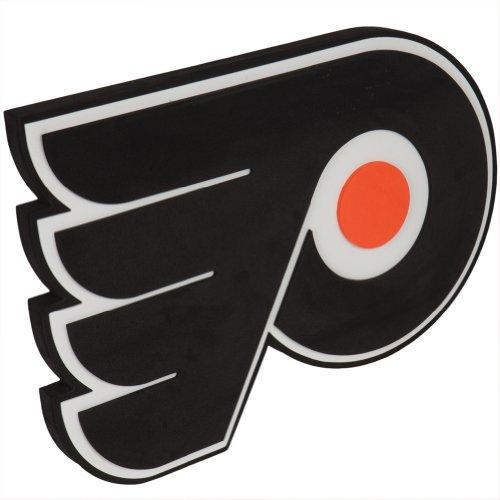 NFL Philadelphia Flyers 3D Foam Wall Sign, One Size, Black
