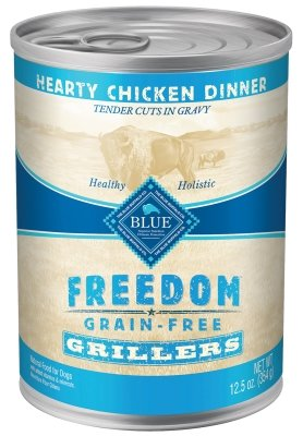 FREEDOM GRAIN FREE GRILLERS CHICKEN 12/12.5OZ ''Ctg: OTHER PET FOODS - BLUE BUFFALO DOG WET'' by Unknown