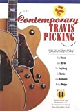 MUSIC SALES HANSON MARK - CONTEMPORARY TRAVIS PICKING + CD - GUITAR TAB Tuition books & learning materia Acoustic guitar