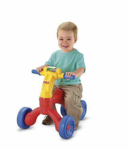 Fisher-Price Bright Beginnings Ready Steady Trike