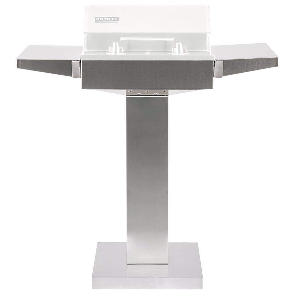 Coyote Portable Electric Grill Pedestal - C1elct21 by Coyote Outdoor Living
