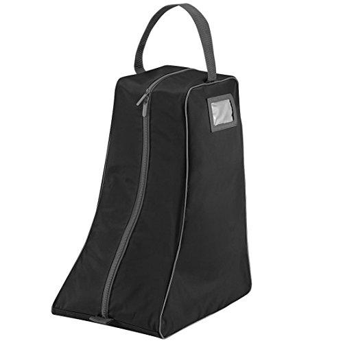 Quadra Boot bag - Black/Graphite Grey