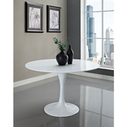 48 inch pedestal table - 1
