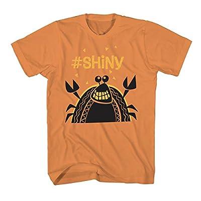 Disney Moana Shiny Tamatoa Comfy Princess Disneyland World Tee Funny Graphic Mens T-Shirt