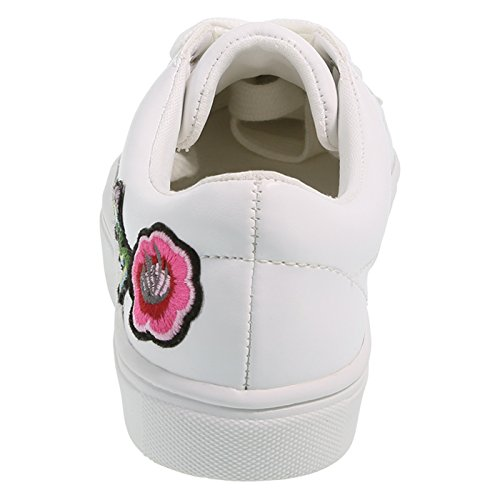 Pictures of Brash Girls' Bloom Court Shoe M US Little Kid 3