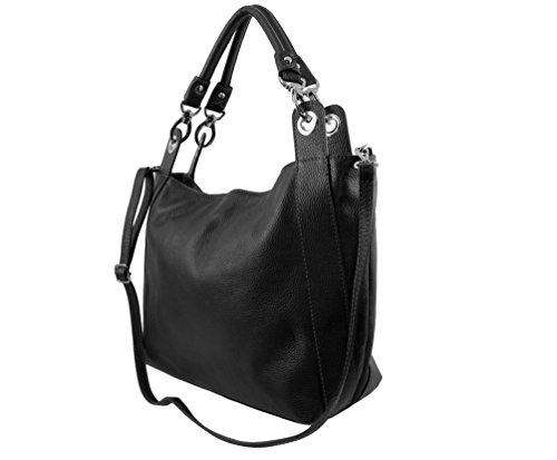 femme cuir pour sac Plusieurs sac Gris sac sac c femme Vitorina sac sac main cuir Foncé cuir Coloris a sac Sac sac femme main vitorina sac de a xwAn6zIqH7