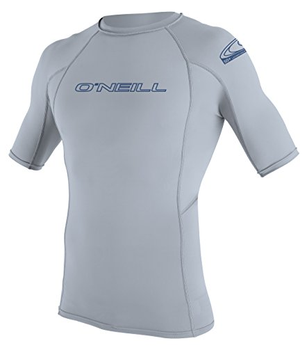 O'Neill Wetsuits UV Sun Protection Mens Basic Skins Short Sl