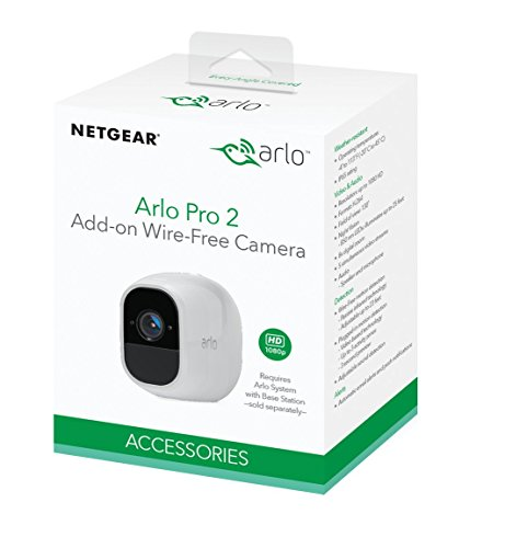 Arlo Pro 2 Home Security Camera System