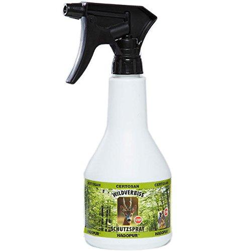 Berühmt Certosan Wildverbiss Schutzspray 450ml HAGOPUR: Amazon.de: Garten &SQ_16