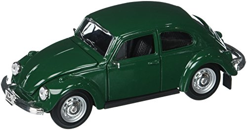 Maisto 1:24 Scale Volkswagen Beetle Diecast Vehicle (Colors May Vary) Beetle Diecast Model