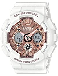 Women's 'G Shock' Quartz Stainless Steel and Resin Casual...