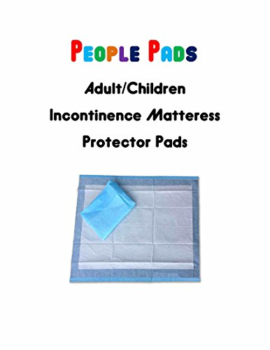 People First Incontinence Pads Asst'd Sizes 17x24