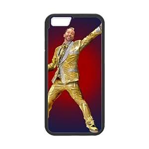 iPhone 6 Plus 5.5 Inch Cell Phone Case Black DJ Bobo ZIZ