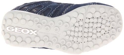 Geox - Zapatillas de cuero para niño Azul