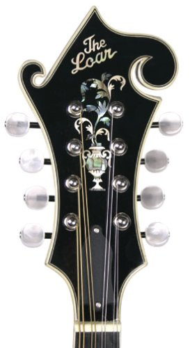 The Loar LM-500-VS Contemporary F-Style Mandolin - Buy Online in UAE