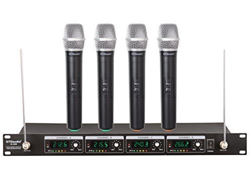 GTD Audio G 380H Wireless Microphone product image
