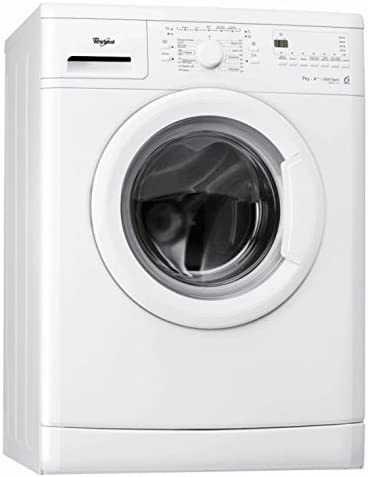 Whirlpool AWOC 7102 Independiente Carga frontal 7kg 1000RPM A+++ ...