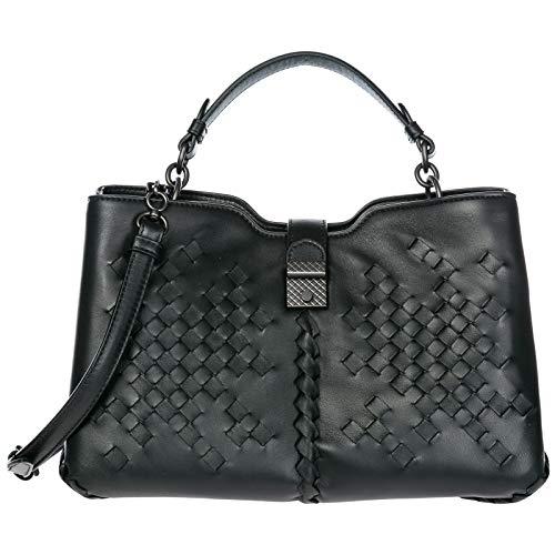 - Bottega Veneta women Napoli shoulder bag nero