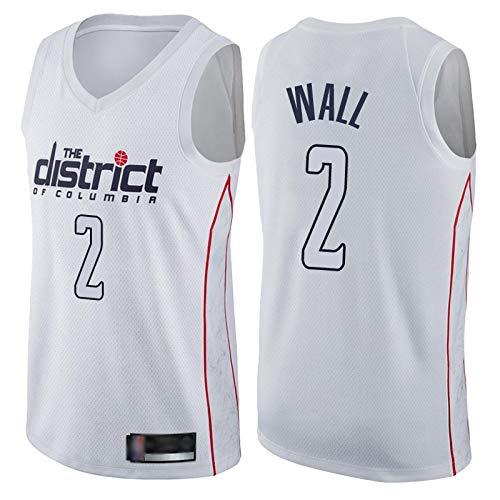 Z-ZFY Hombres Y Jersey NBA Baloncesto Femenino - Washington ...