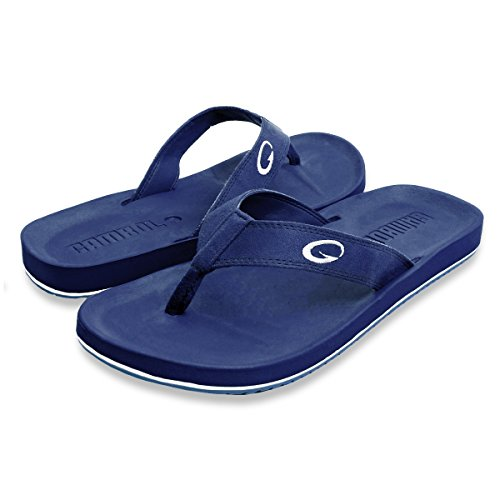 GAMBOL Mens Sandal Shoes - Ezy Style Navy wPxLXvE